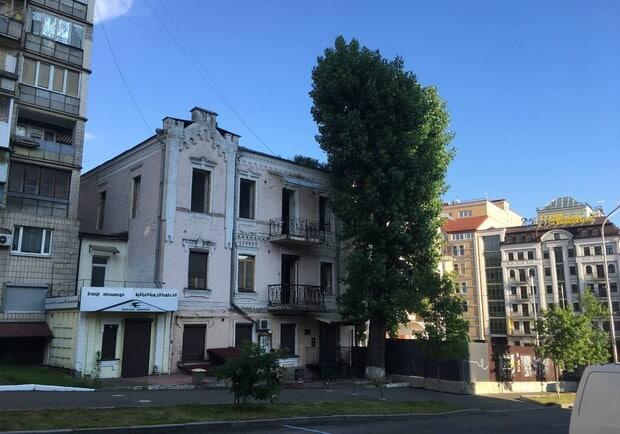 В центре Киева хотят уничтожить ради застройки очередное историческое здание