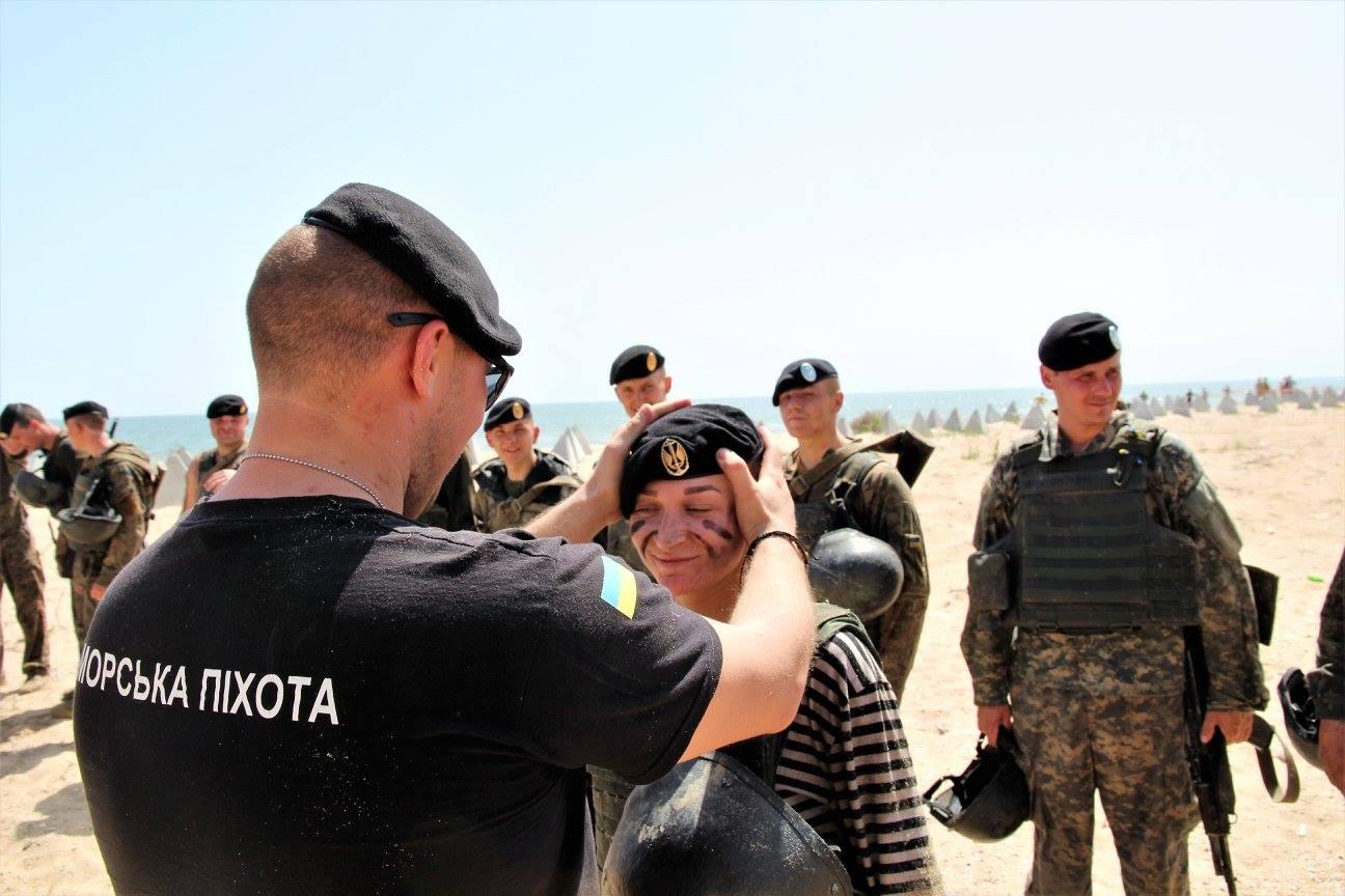 Картинки морской пехоты украины