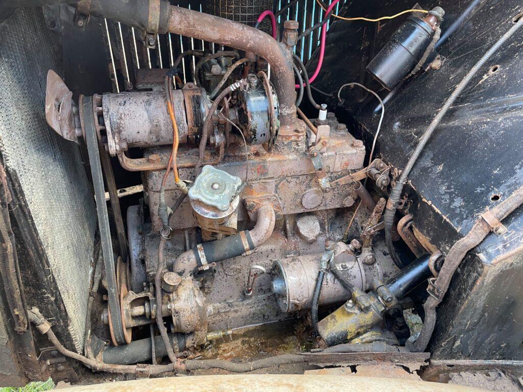 Под Киевом в деревянном сарае нашли довоенный Opel . Он прекрасно сохранился (ФОТО, ВИДЕО) 3