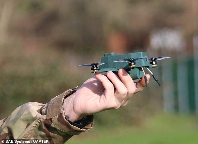 """Эти шпионы не боятся ветра. В Британии испытали беспилотных """"жуков"""" (ФОТО) 3"""