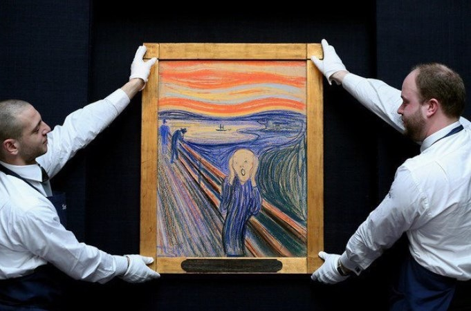 Близкий соратник Путина купил знаменитую картину по рекордной цене
