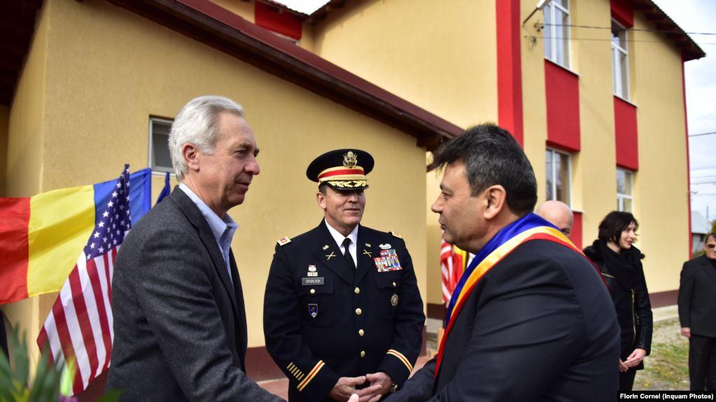 ВРумынии покойника избрали мэром поселка