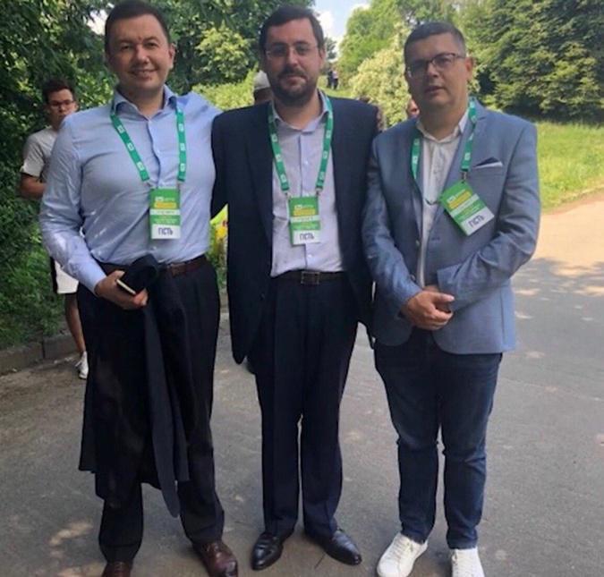 Присутствие Куфтырева в окружении Зеленского «убивает» рейтинг «слуг» перед выборами — СМИ