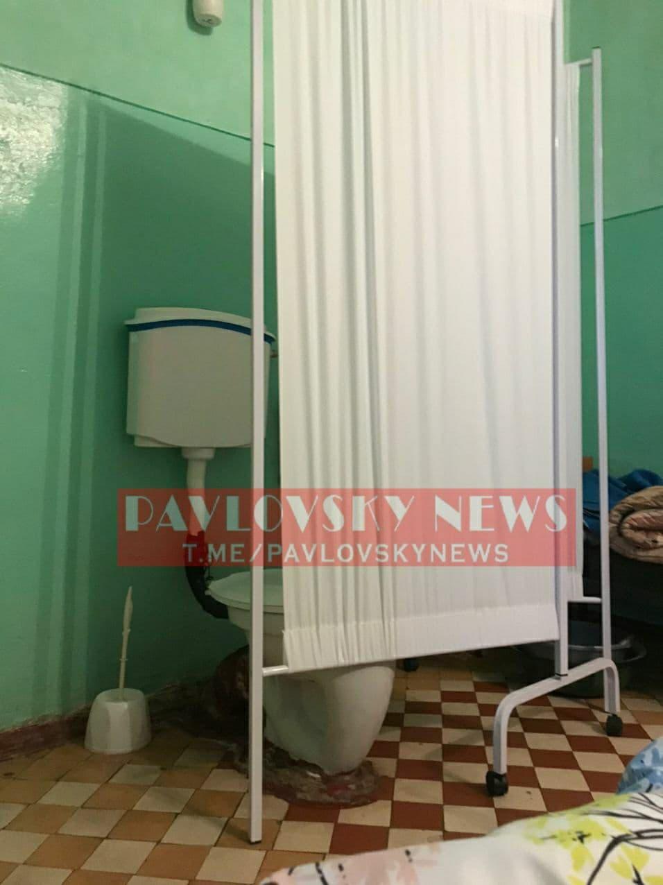 11 градусов в палате, туалет за ширмой: шокирующие условиями ковидной больницы Конотопа