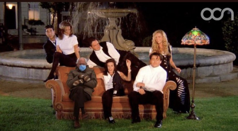 Курьез дня: фото Берни Сандерса в варежках стало главным мемом инаугурации Байдена