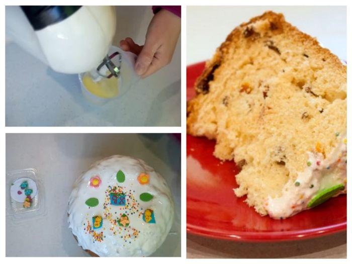 Как приготовить вкусный кулич в мультиварке: простой рецепт