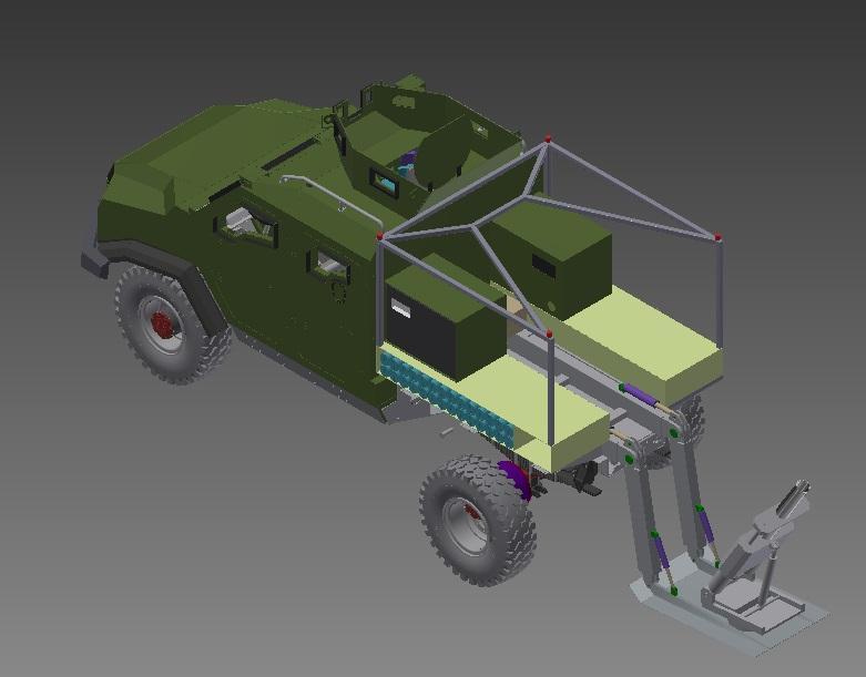 В Украине представили новейший минометный комплекс «Смерека»: характеристики