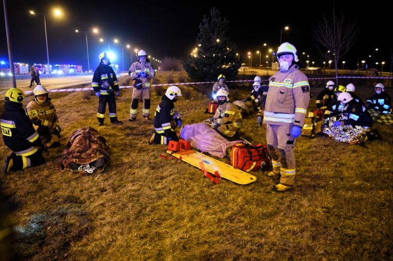 Смертельное ДТП в Польше. Количество пострадавших украинцев увеличилось (ФОТО) 13