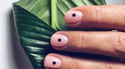 Манікюр на осінь: 10 свіжих ідей дизайну для коротких нігтів/Кращі новинки осіннього манікюру