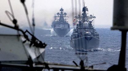 Морская война с Россией: у Украины появился новый союзник/Россия активизировалась в Черном море