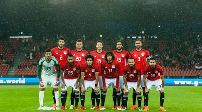 Представляем участников чемпионата мира-2018: Египет