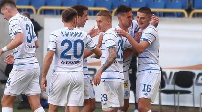 Динамо - Інгулець - 5:0 відео чемпіонського матчу