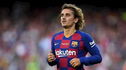 Барселона - Валенсия: онлайн трансляция/Барселона и Валенсия встретятся в центральном матче 3-го тура чемпионата Испании