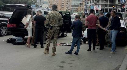Операция СБУ в центре Харькова: появились новые подробности и фото