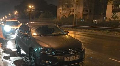 Российского дипломата поймали пьяным за рулем в Киеве: фото и видео