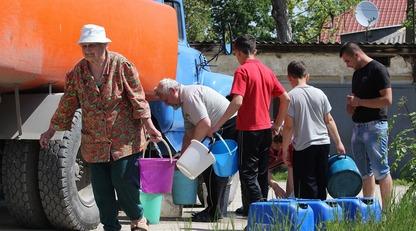 Остается ловить облака: чем закончатся попытки Путина напоить оккупированный Крым/Попытки Кремля решить ситуацию с водоснабжением полуострова закончились провалом