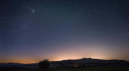 Земляне увидели масштабный звездопад Персеид: фантастические фото