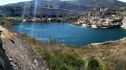 Превратилось в большую лужу: в оккупированном Крыму гибнет важное водохранилище, видео