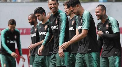 Португалия - Марокко Онлайн-трансляция матча/Португальцы и марокканцы сойдутся во втором туре ЧМ-2018