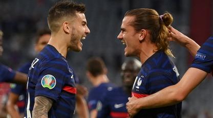 Франція виграла у Німеччині битву на Євро-2020