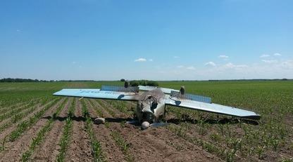 Сети шокировала история о серьезном ЧП с самолетом под Киевом: опубликованы фото
