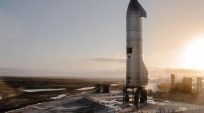 Запуск Маском міжпланетного корабля Starship: онлайн трансляція